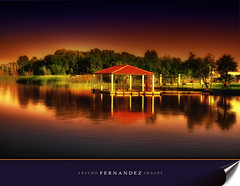 Atardecer en Colina   Sunset Colina (Arturo Fernandez) Tags: sunset lake chihuahua water rio lago atardecer agua colina platinumphoto cleto3