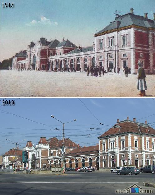 Gara din Cluj