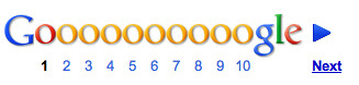 Google Page Bar