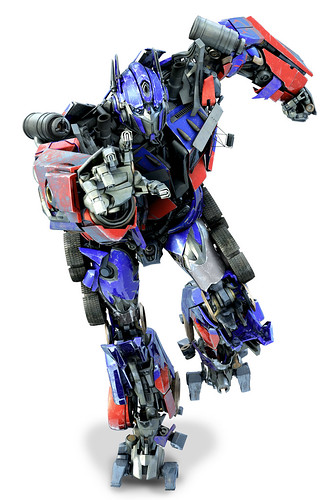 NASA and OPTIMUS PRIME Collaborate to Educate Youth