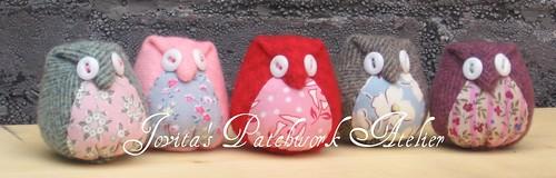 Owl Pomanders