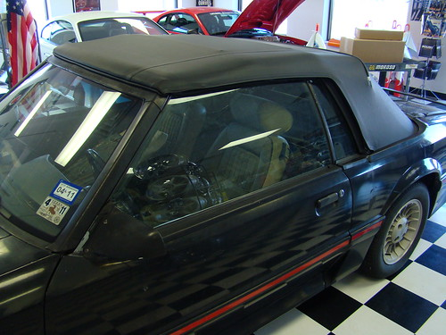 1988 Mustang GT Convertible - Project IntroVert