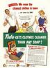 Vintage Ad #1,222: Singing the Praises of Tide