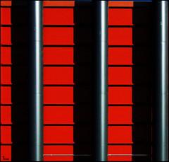 I I I (TeRo.A) Tags: red black punainen musta