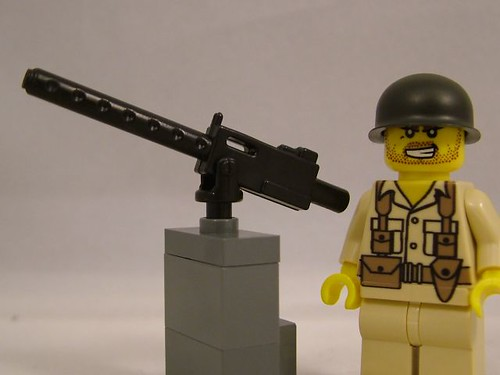 BrickArms M1919 Prototype 01