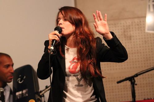 BABET @ Fnac Saint Lazare, Paris, le 29 septembre 2010