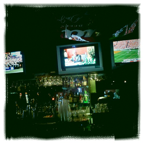 Drinks at Tailgaters