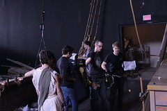 """On Set """"The Syclla"""" (VFS Entertainment Business Management) Tags: school film vancouver business entertainment management vfs compendium scylla ebm vancouverfilmschool projectcyclops entertainmentbusinessmanagement vfsebm ebmvfs scyllamonster thescylla"""
