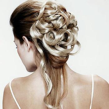 penteados para noivas 2011