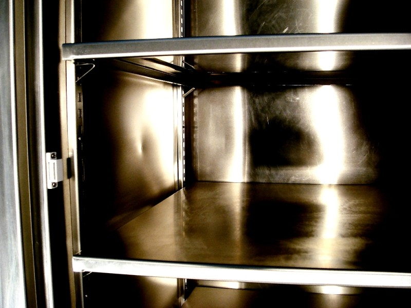 -80°C upright freezer