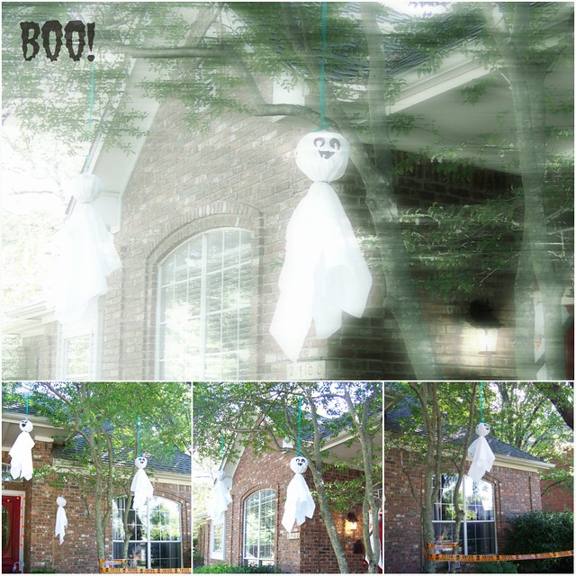 ghost collage