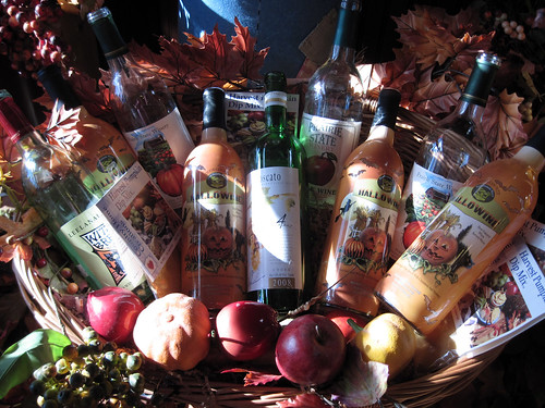 Great Autumn Party Basket