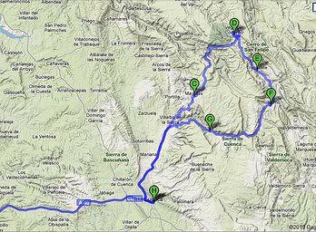 Serranía de Cuenca y nacimiento del río Cuervo 5056872528_42e9fb7097