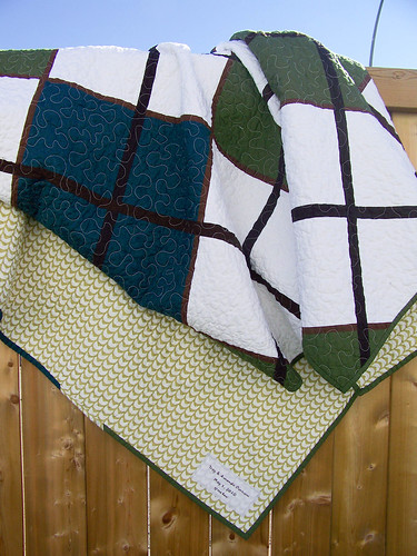 Argyle Quilt of Doom