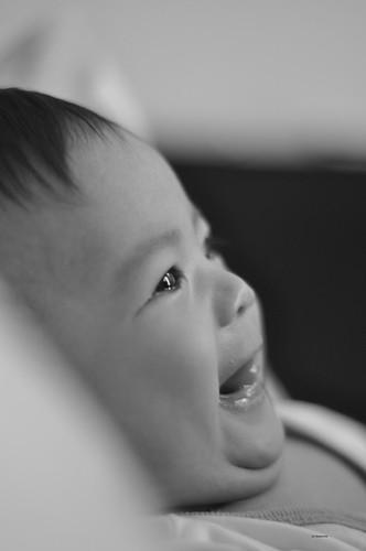 Aqilah Smiling