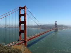 The Bridge from the North (The Brit_2) Tags: ocean california bridge golden gate san francisco blueribbonwinner mywinners diamondclassphotographer