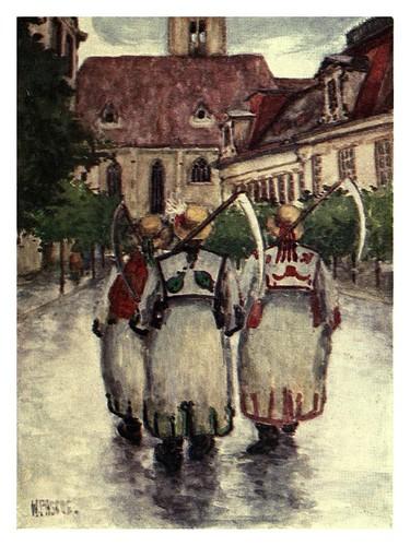012-Campesinas transilvanas en Kolozsvá-Hungary and the Hungarians 1908- Bovill W.B Forsterr