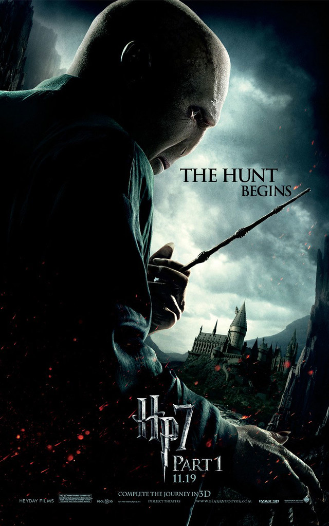 Harry Potter and the Deathly Hallows Part 1 Lord Voldemort
