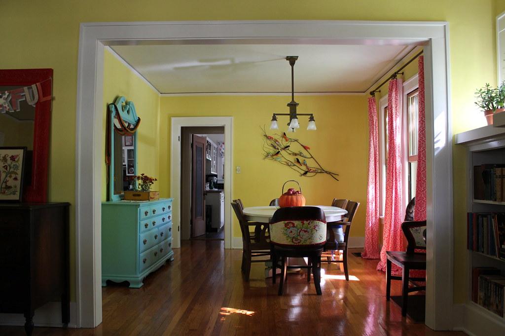 dining room (october '10)