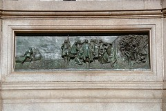 NYC_Col Circle_Columbus Mon-9 (TNoble2008) Tags: sculpture monument relief metalwork 1892 gaetanorusso