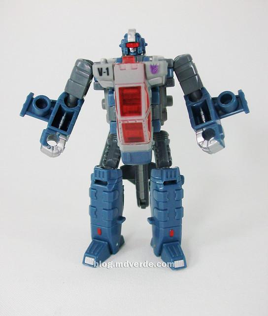 Transformers Vortex Universe Scout - modo robot