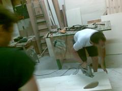 Bioforme school of woodworking 2010 - Roberto (Bioforme) Tags: madeinitaly legno artsandcrafts pioppo falegnameria cassapanca raspe sculturalegno mobilesumisura bioforme artimanuali designlimitededition mobilidecorati lavorareamano fotocorsibioforme