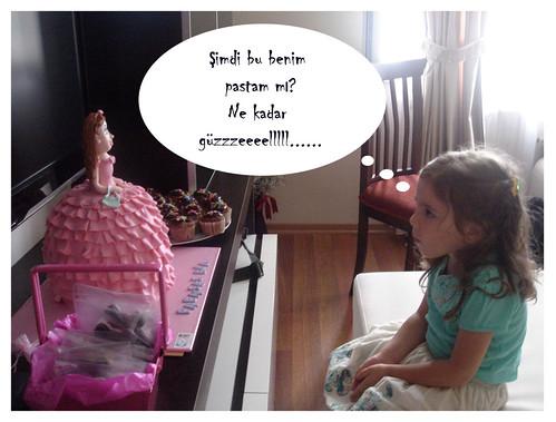 Prenses Ela Pastasıyla