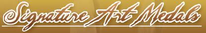 Signature Art medals logo