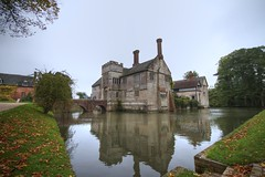 Baddesley revisited (Nala Rewop) Tags: nt moat nationaltrust baddesleyclinton platinumheartaward