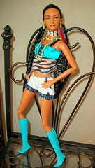 Sky  Fashionista (napudollworld) Tags: sky beautiful very native spirit barbie american limited edition rare mattel