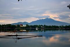 sampaloc lake (MarkWheels) Tags: philippines laguna sampaloclake mountbanahaw sanpablolaguna baklad