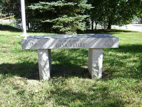 DanaFuller Memorial Bench 52 101010