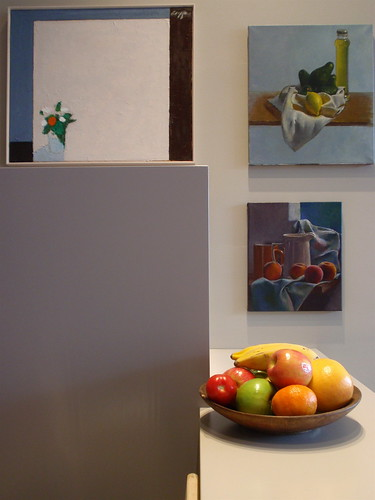 paintings kitchen