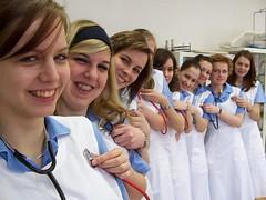看護師たち