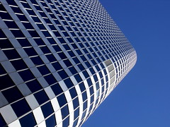 bright shiny urban sheener (dmixo6) Tags: city urban detail building tower architecture modern grid perspective angles modernism modernarchitecture dugg dmixo6 gridform