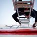 Spray-Painting in London: Ben Eine