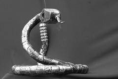 serpent2 (pedrobigore) Tags: sculpture chien table bateau poisson métal fer masque acier danseuse récup volant bestioles récupération soudure soudeur féraille akouma hipocamppe