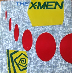 The X-Men - Spiral Girl - Creation Records - 1985.