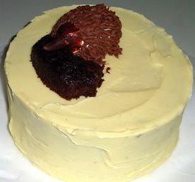 Echidna Cake