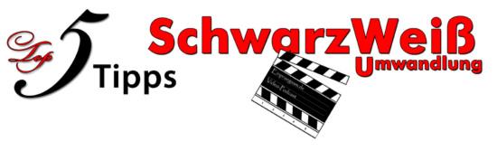 Top 5 Tipps zur Schwarzweiss-Umwandlung in Photoshop