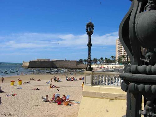 Playa de Cádiz Foto 3