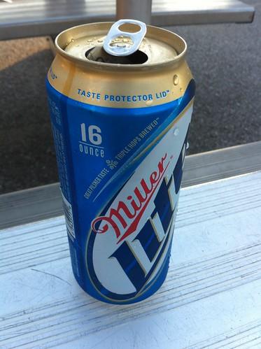 Beer slumming
