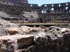Colosseum (Tegan Taudigani) Tags: travel italy rome history colosseum