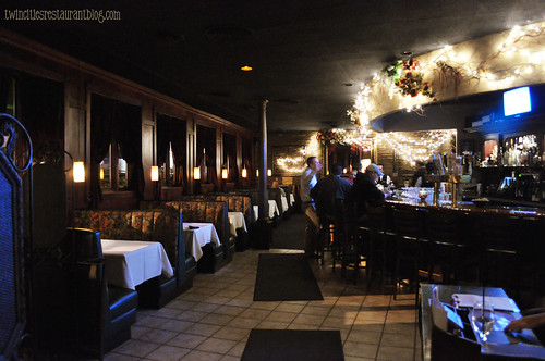 Inside Gordy's Steak House ~ Mahtomedi, MN