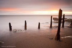 Five Pawns Ahead (Azzmataz) Tags: county beach big durham post 10 stop lee groyne stopper seaham anthonyhallphotography