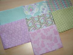 Peacock fabric line 003