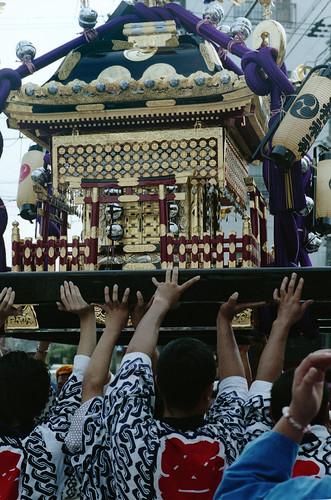 行徳香取日枝祭り