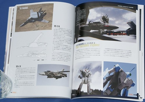 Variable Fighter Master File - VF-1 VALKYRIE - 9