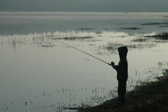 Early Fishing 1