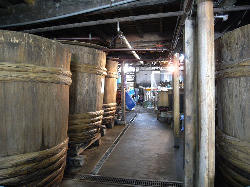 美味しいお醤油と蔵見学体験『梅谷醸造元』@吉野町